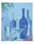 Wine Giclee Print by Diana Ong