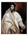 Bartholomew Giclee Print by  El Greco