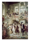 Constitutional Convention Giclee Print by Jean Leon Gerome Ferris