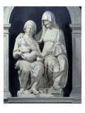 Virgin and Child with St. Anne Giclee Print by Andrea Contucci Sansovino