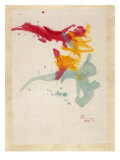 Dancing with Joy Giclee Print by Ho Fung Yuen