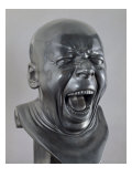 The Yawner Giclee Print by Franz Xaver Messerschmidt