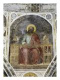 Saint Matthew Giclée-tryk af Giusto De' Menabuoi