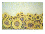 Sunflowers Giclee Print by Rikelme