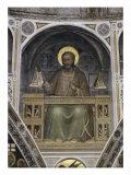 Saint Mark Giclée-tryk af Giusto De' Menabuoi