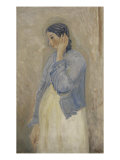 Motherhood Giclee Print by Leopoldo Presas