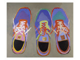 Shoe Series No.14 Giclee Print by Marilee Whitehouse Holm