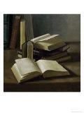 El Libro Premium Giclee Print by Juan Lascano