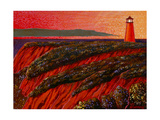 East Coast Dawn Giclee Print by John Newcomb