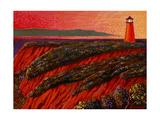 East Coast Dawn Premium Giclee Print by John Newcomb