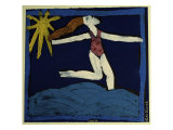 Freedom! Giclee Print by Leslie Xuereb