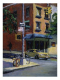 Jon's Corner, New York City Giclee Print by Patti Mollica