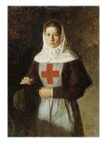 The Nurse Giclee Print by Nikolai Alexandrovich Yaroshenko