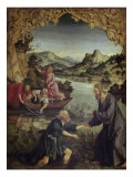 The Calling of St. Peter Giclee Print by Hans Von Kulmbach