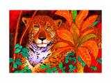 El Tigre Giclee Print by John Newcomb