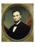 Abraham Lincoln Giclee Print by Matthew Henry Wilson
