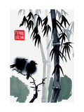 Chinese Study Giclee Print by John Newcomb