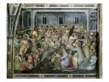 The Slaughter of the Innocents Giclee Print by Giusto De' Menabuoi