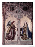 The Annunciation Giclee Print by  Master Of Avignon