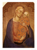 Madonna and Child Premium Giclee Print by  Jacopo Di Cione