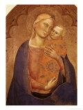 Madonna and Child Giclee Print by  Jacopo Di Cione