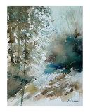 Watercolor Landscape 301005 Giclee Print by Pol Ledent
