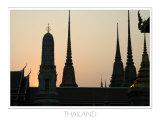 Wat Po, Bangkok, Thailand Photographic Print by Kevin Oke