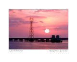 Lake Pontchatrain - New Orleans Photographic Print by Cynthia Stephens Williams