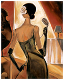 Jazz Samba Posters by Trish Biddle