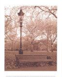Restful Autumn II Plakaty autor Boyce Watt