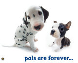 Pals Are Forever Poster by Yoneo Morita