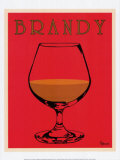 Brandy Posters by Lee Harlem
