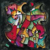 Noir Duet I Prints by Eric Waugh