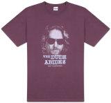 ビッグ・リボウスキ - デュードは死なない Tシャツ