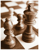Chess Prints by Boyce Watt