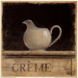 Creme de Provence Prints by Arnie Fisk