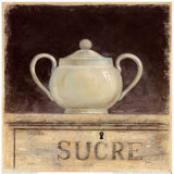 Sucre de Provence Posters by Arnie Fisk