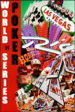 World Series of Poker: Collage Posters af Craig DeThomas