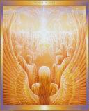 Heaven Of Angels Plakater af Catherine Andrews