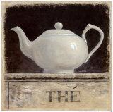 Tea Prints by Arnie Fisk