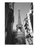 Torre Eiffel Stampa fotografica di Nina Beilby
