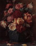 Roses Art by Lisa Spencer