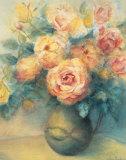 Rosen Poster von Edward Armitage