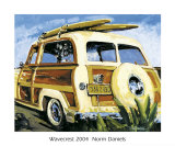 Wavecrest 2004 Prints by Norman Daniels