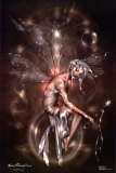 Orb Fairy Print by Rene Beirtempfel