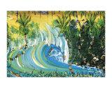 Tropical Mix Kunstdrucke von Steven Valiere