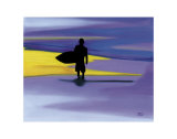 Dawn Patrol Prints by Deangelo