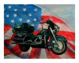 American Classic Giclee Print by Sam Holliman