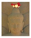 Boddhi Buddha Photographic Print by ziva santop