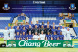 Everton Team Photo 2005-2006 Posters